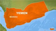 Yemen military jet crashes in Sanaa