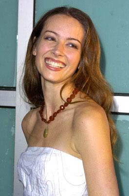 Premiere: Amy Acker at the L.A. premiere of Artisan's The Punisher - 4/12/2004