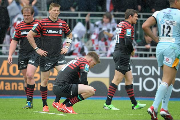 Rugby Union - Aviva Premiership - Semi-Final - Saracens v Northampton Saints - Allianz Park