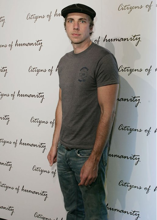 "Dax Shepard attends the ""Citizens of Humanity"" Celebrate Summer at the The Roosevelt Hotel in Hollywood, California on July 20, 2005."