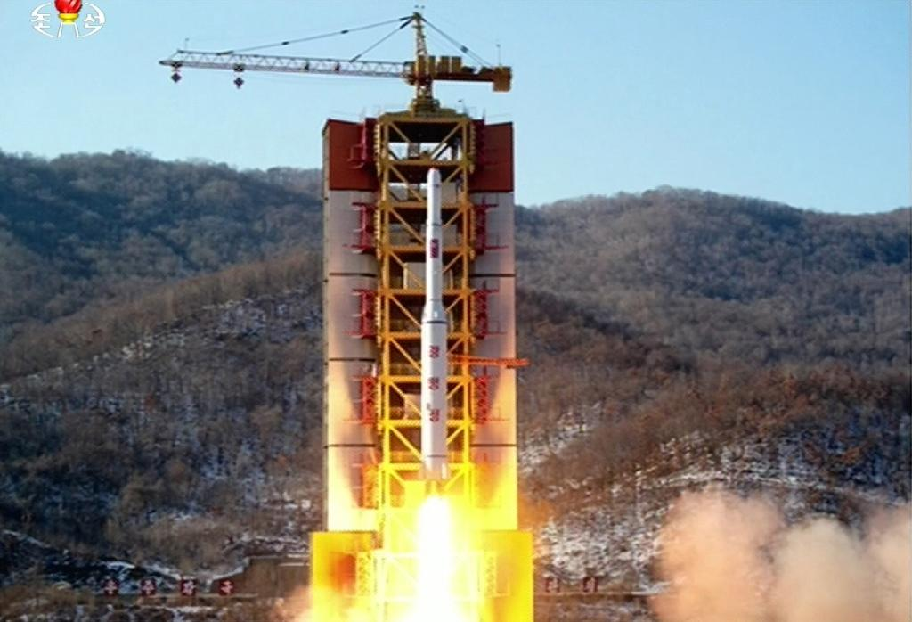N. Korea rocket launch an 'outright and grave violation': EU
