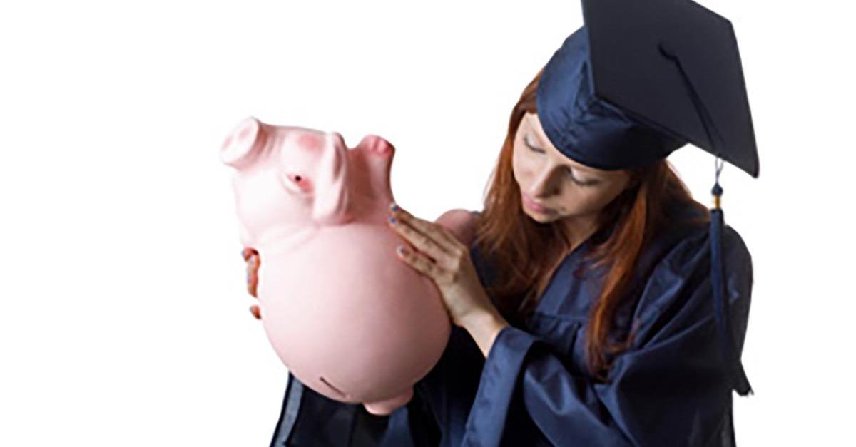 15 Ways to Pay Back Student Loans: Have Them Go Of