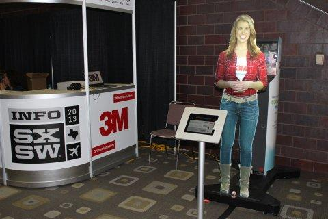 3M Debuts Interactive Virtual Presenter at South by Southwest Interactive