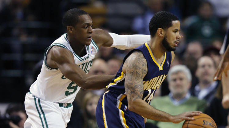 NBA: Indiana Pacers at Boston Celtics