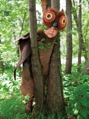 What-a-hoot Owl costume