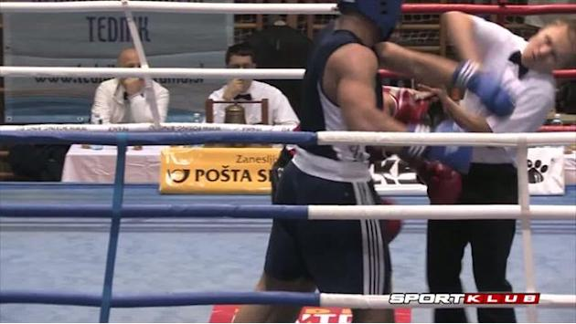 Boxing - Croatian punches referee in the face