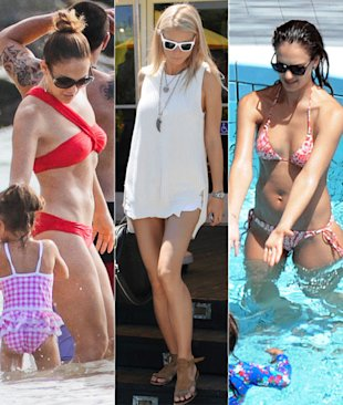 Jessica Alba Body After Baby - Hot Girls Wallpaper