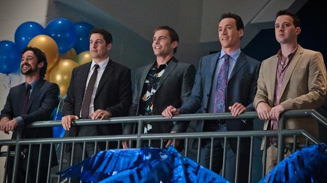 Movie Review: 'American Reunion'