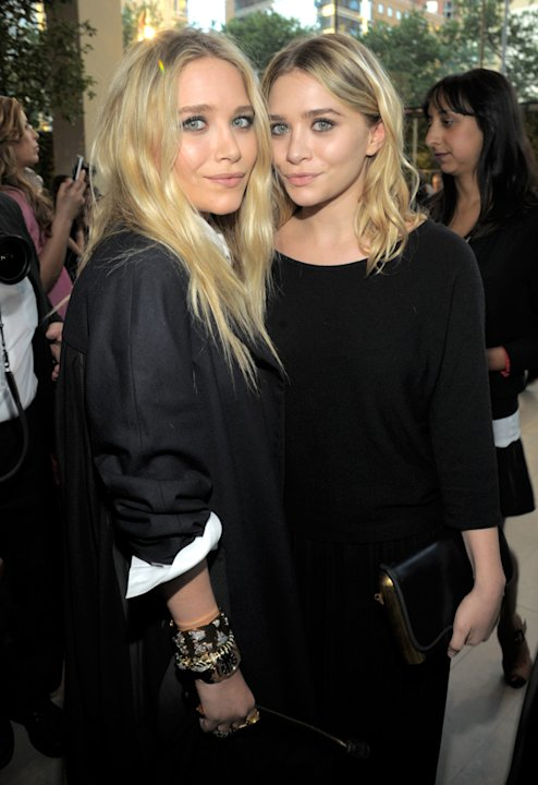 Mary Kate Ashley Olsen Twins