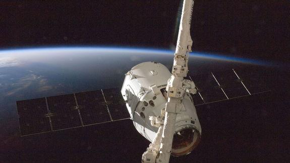 Blood and Astronaut Pee: Creepy Cargo Returns to Earth on SpaceX Capsule Today