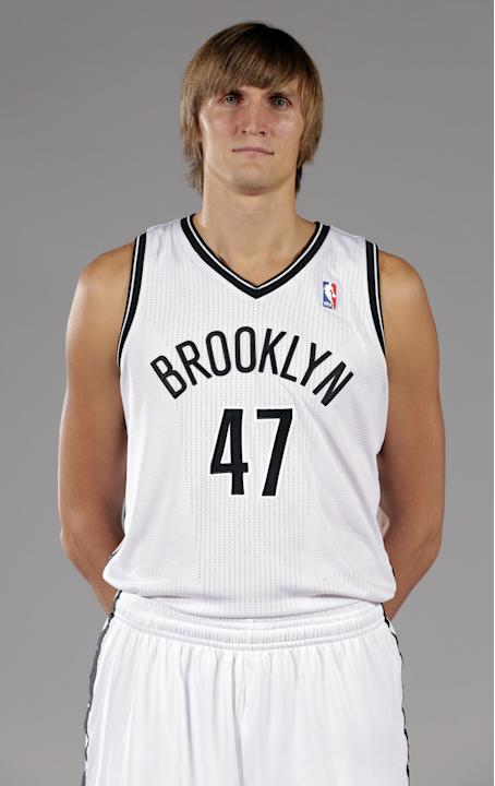 Brooklyn Nets Media Day Basketball