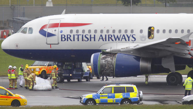 Runways reopen after emergency at Heathrow Airport