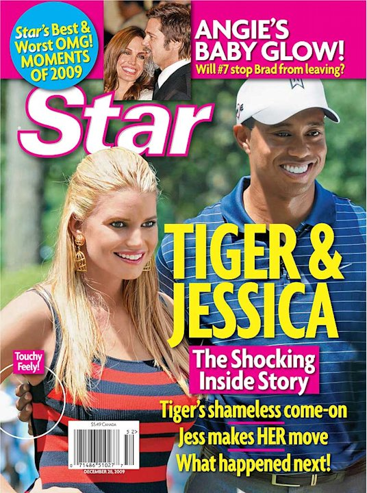 Star Magazine Cover