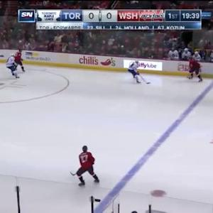 Maple Leafs at Capitals / Game Highlights