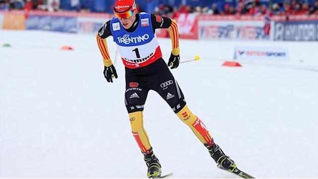 Nordic Combined - Frenzel claims gold for Germany