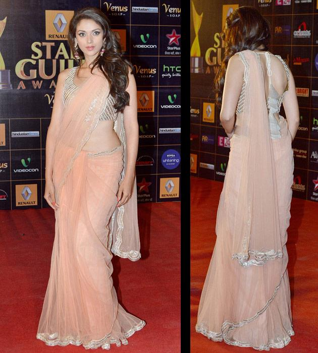 Celebrities at the Star Guild Awards 2013