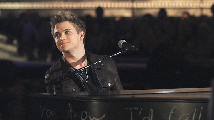 The 55th Annual GRAMMY Awards - Show: Hunter Hayes