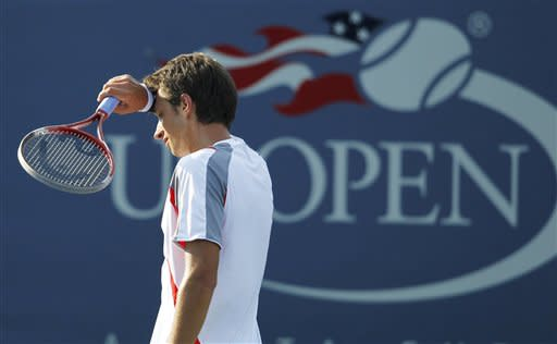 Stakhovsky loses in 1st round at Swiss Open