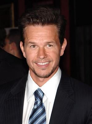 Mark Wahlberg at the New York premiere of Warner Bros. Pictures' The Departed