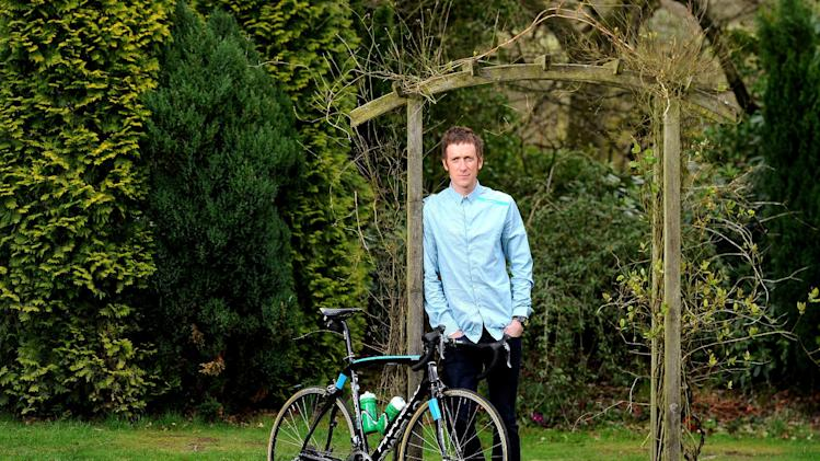Cycling - Bradley Wiggins Filer