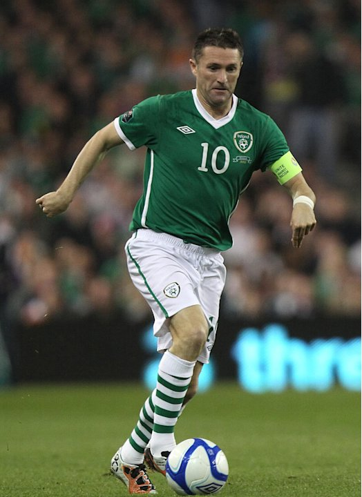 Soccer - Robbie Keane File Photo