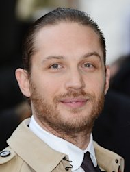 Tom Hardy challenges David Haye to boxing match