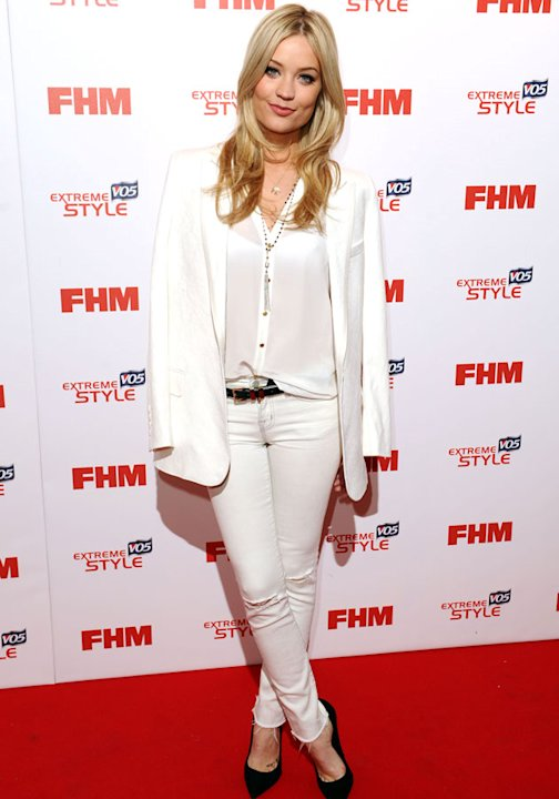 FHM Sexiest Women Awards: Laura Whitmore