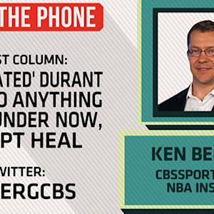 Ken Berger on Kevin Love's future