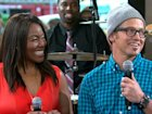 Mandisa Hurdly Teams Up With Toby Mac
