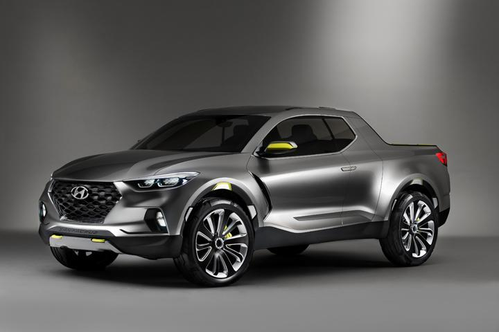 Hyundai Pickup Truck Could Soon Become a Reality