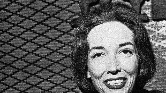 FILE - This Nov. 2, 1964 file photo shows author Helen Gurley Brown. Brown, longtime editor of Cosmopolitan magazine, died Monday, Aug. 13, 2012 at a hospital in New York after a brief hospitalization. She was 90. (AP Photo, file)