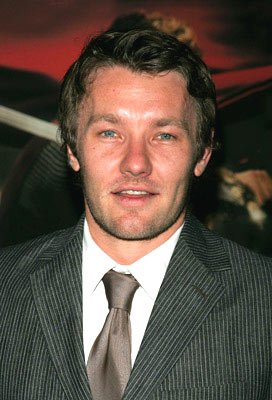 Joel Edgerton at the New York premiere of Touchstone Pictures' King Arthur