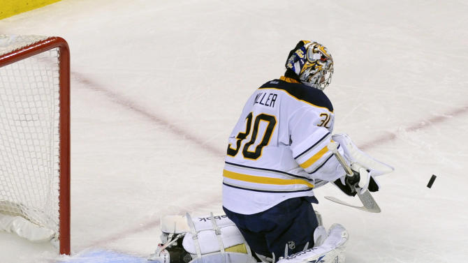 NHL: Buffalo Sabres at Boston Bruins