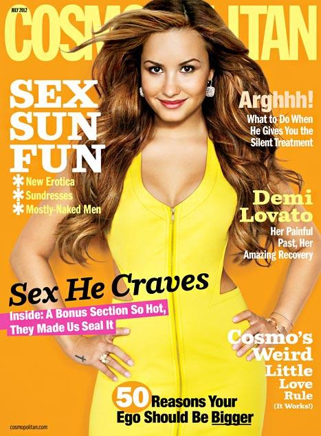 "Demi Lovato: ""I Want to Be Married With Kids in 10 Years"""