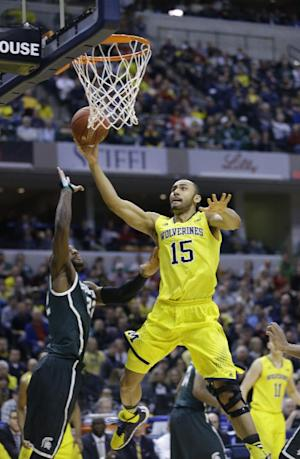 Former Michigan F Horford transferring to Florida