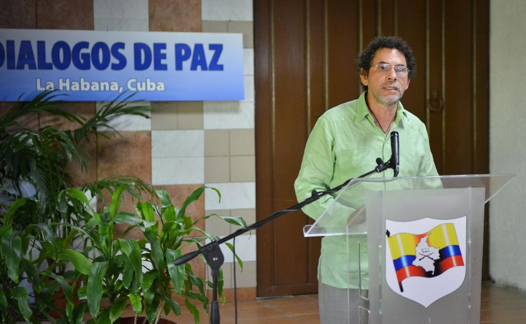 FARC peace negotiator killed in Colombia strike: rebels