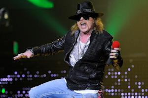 Axl Rose Mocks Red Hot Chili Peppers' Super Bowl 'Karaoke'