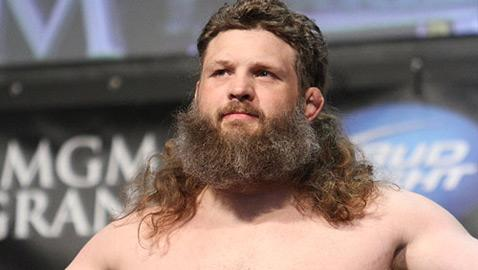 "Roy Nelson Looking Forward to Fighting Big Nog Because ""Older Breed"" Fighters Like to Finish"