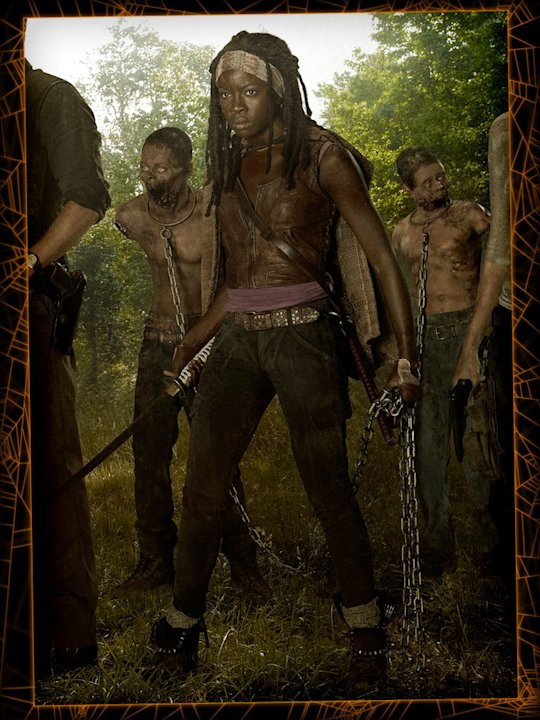 Michonne from Walking Dea …