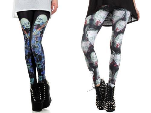 Spooky Leggings