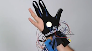 tricorder glove