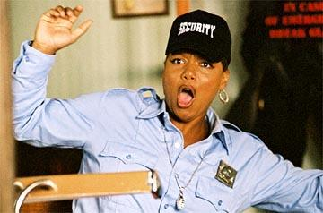 Queen Latifah in Lions Gate's The Cookout