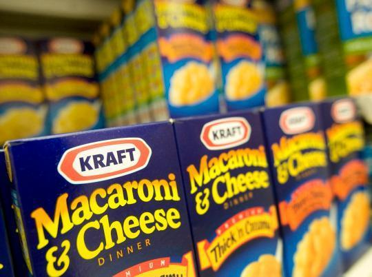 Kraft To Clean Up Macaroni & Cheese: Ditching Synthetic Colors, Preservatives