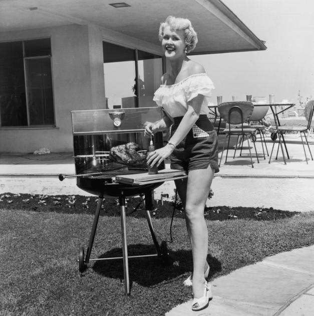 Summer's here, that means time to break out the BBQ grill! -- Getty Images