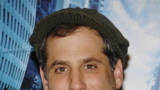 """FILE - In this June 10, 2008 file photo, producer Barry Mendel attends """"The Happening"""" film premiere at the Ziegfeld Theater in New York. Guest programmer Mendel selects his five favorite movies about marriage for Associated Press. (AP Photo/Evan Agostini, File)"""