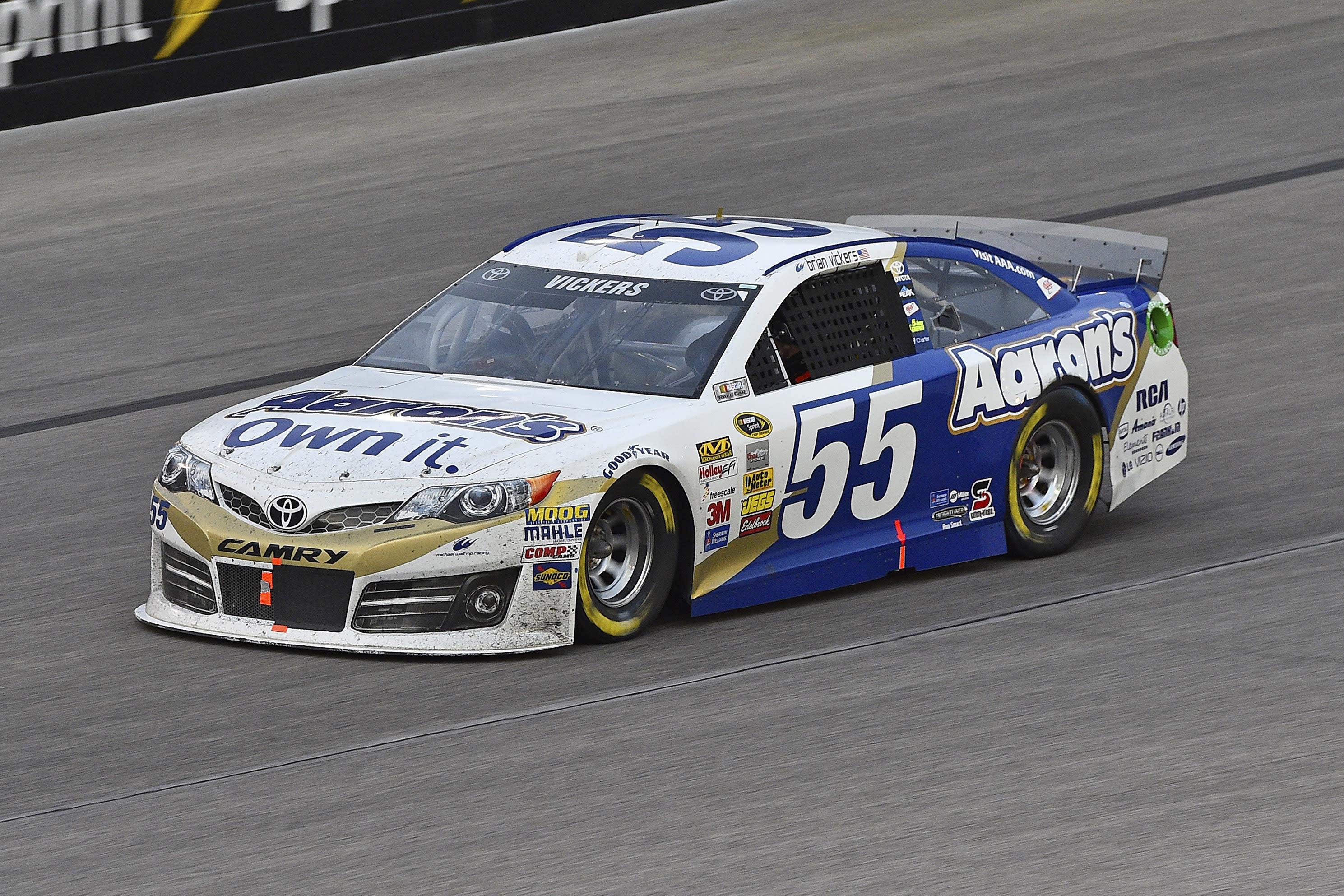 2014 Driver Reviews: No. 22 Brian Vickers