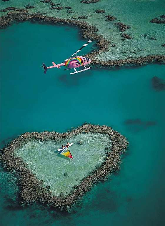 Travel Australia valentine's day