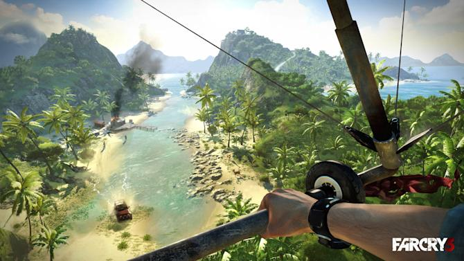 """This video game image released by Ubisoft shows a scene from """"Far Cry 3."""" (AP Photo/Ubisoft)"""
