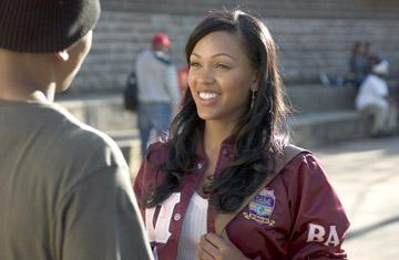 Meagan Good in Columbia Pictures' Stomp the Yard