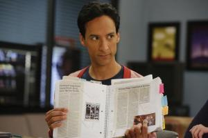 Exclusive Community Sneak Peek: Abed Races Through Time to Prevent a Star Wars Murder!